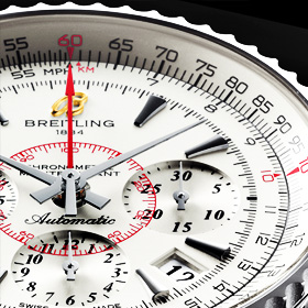 Breitling Montbrillant<span><br><span>Time is free, but it's priceless. You can't own it, but you can use it. You can't keep it, but you can spend it. Once you have lost it you can never get it back. - Harvey MacKay.<br><a href='http://www.breitling.com/en/' target='blank' style='text-decoration:underline;color:#ddd'><b>Read More</b></a></span></span>