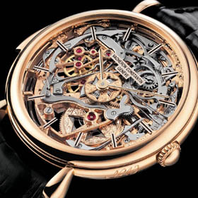 18th Century Geneva<span><br><span>Watchmaking spanning four centuries.<br><a href='http://heritage.vacheron-constantin.com/en2/heritage/XVIII' target='blank' style='text-decoration:underline;color:#ddd'><b>Read More</b></a></span></span>