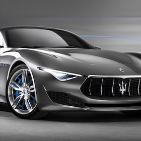 Maserati<br><span><span>100 Years of Engineering<br><a href='http://www.maserati.com/maserati/en/en/index.html' target='blank' style='text-decoration:underline;color:#ddd'><b>Read More</b></a></span></span>